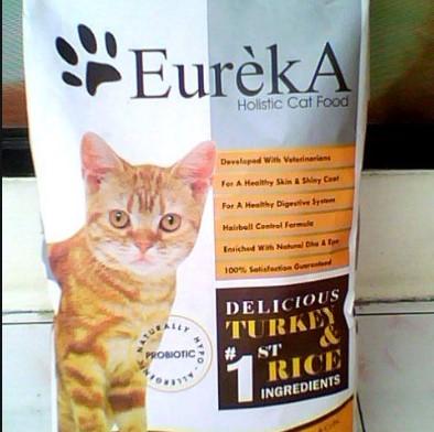 Harga Makanan Kucing Eureka