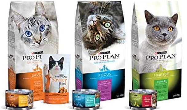 Harga Makanan Kucing Merk Pro Plan