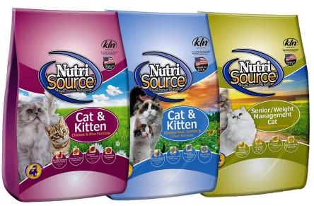 Harga makanan kucing nutrisource